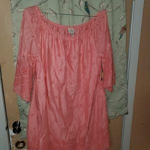 NWT cotton dress.
